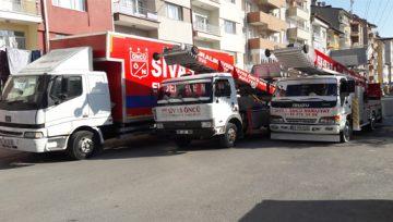 Sivas Nakliyat Firmaları